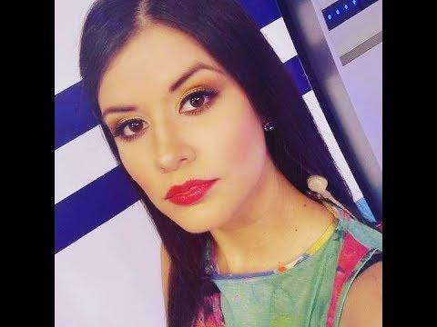 Maquillaje con Wendy Cordero