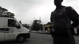 Como calar um policial mau treinado