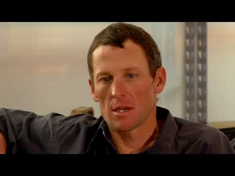 Lance Armstrong on Training for the Tour de France