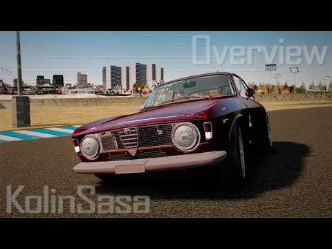Alfa Romeo Giulia 1965 Sprint GTA Stradale