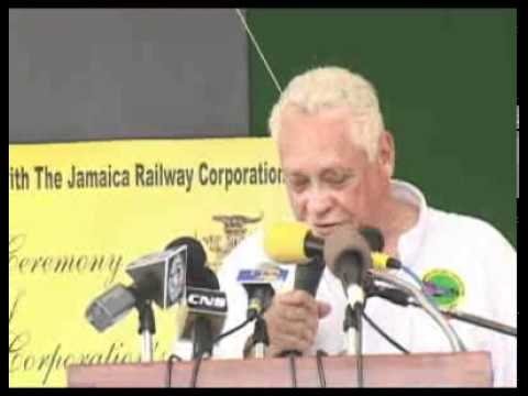 The Train Rolls Again! | Business Content Jamaica