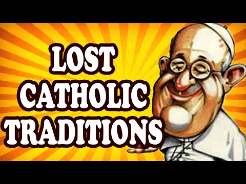10 Bizarre Lost Traditions of the Catholic Church