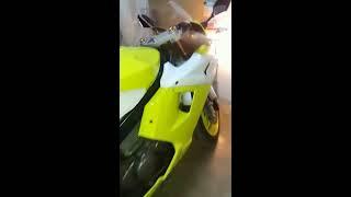 Modified Hyosung 250 With Handmade Exhaust/ Modifiyeli 250 El Yapımı Egzoz