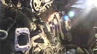 2001 Audi A4 1.8T Timing Belt Job In 5Min! Time Lapse!