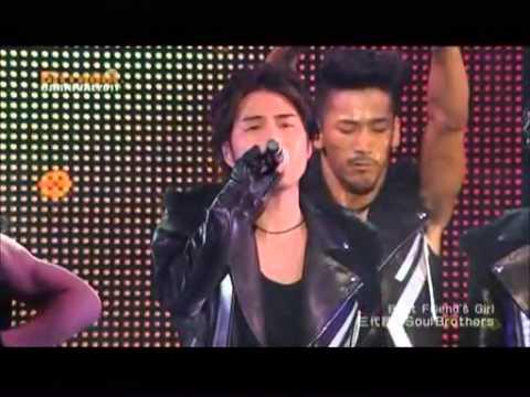 三代目 j soul brothers live オンタマカーニバル2011