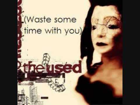 The Used - Blue and Yellow WITH LYRICS! Music Videos