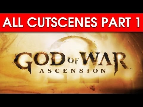God of War Ascension All cutscenes Part 1 PS3