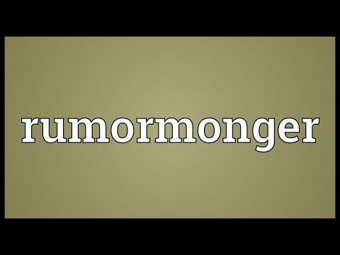 Header of rumormonger