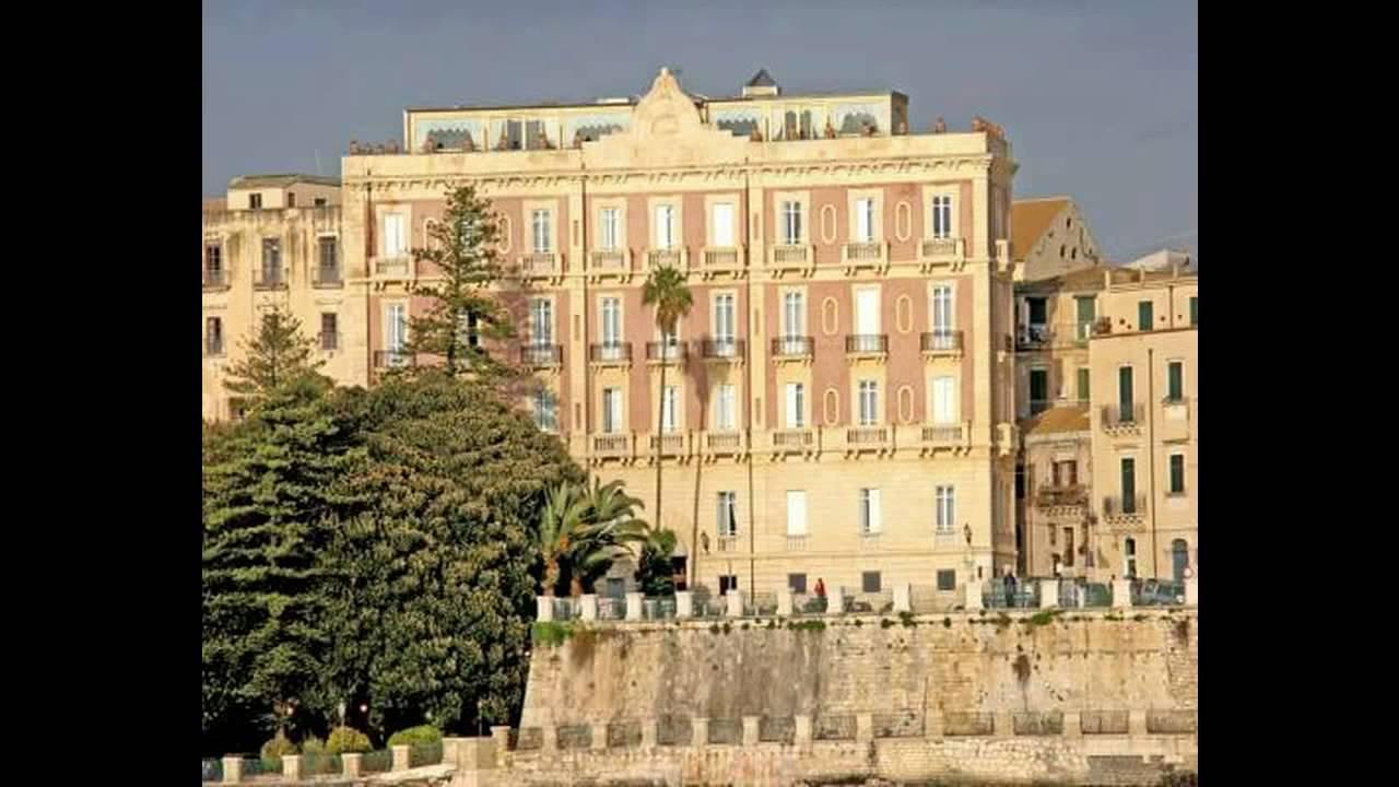 Hotel des etrangers et miramare in siracusa italy youtube for Hotel des etrangers siracusa