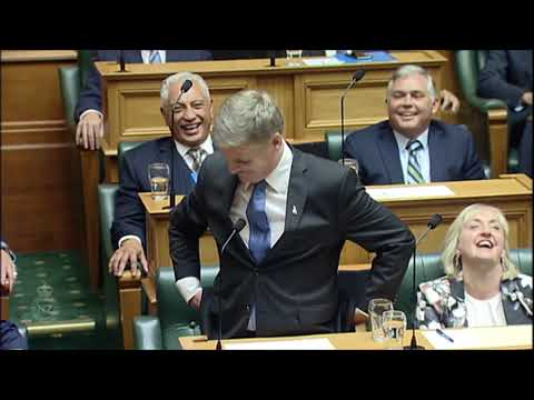 39The strongest feeling today I have is gratitude39 в Bill English calls time on political career