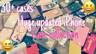 ' UPDATED* IPHONE CASE COLLECTION 😆!
