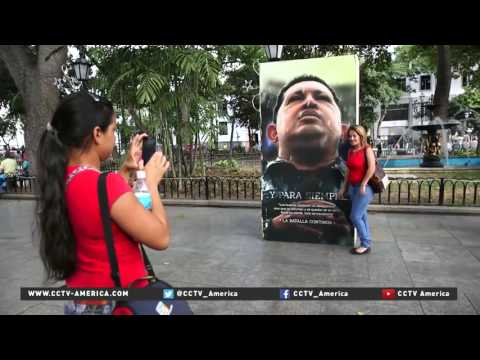 The power of images has deep cultural history in Venezuela