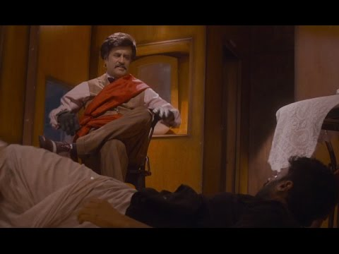Rajinikanth Fights His Enemy Jagapati Babu