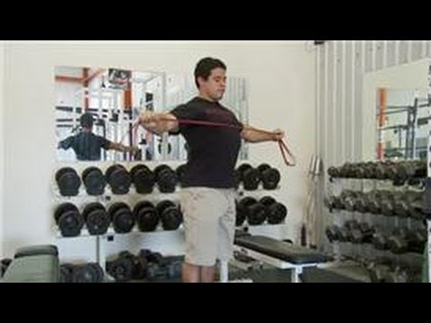 Building Muscles & Strength : How to Build Up My Rib Cage With Weight Training