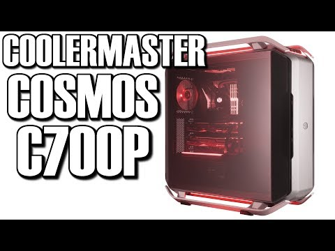 Coolermaster Cosmos C700P Review