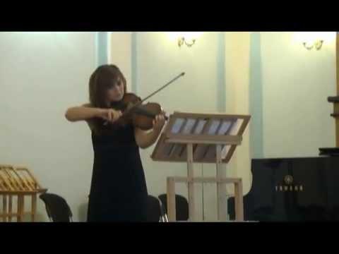 Хиндемит, Пауль - Соната для альта соло