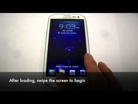 UNLOCK SAMSUNG GALAXY S III 3 - How to Unlock Galaxy S3 (i747, T999) At&t T-Mobile Rogers Bell Telus