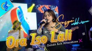 Download lagu ORA ISO LALI - Sasya Arkhisna (  Berkah Talenta)