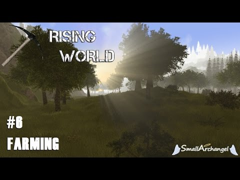 Rising World #6 - Farming