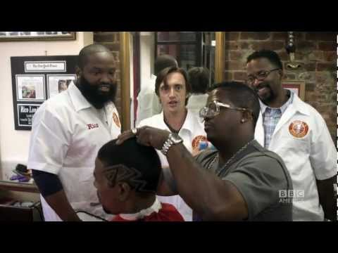 Richard Hammond: Harlem Barber Competition - CRASH COURSE Sneak Peek NEW BBC America