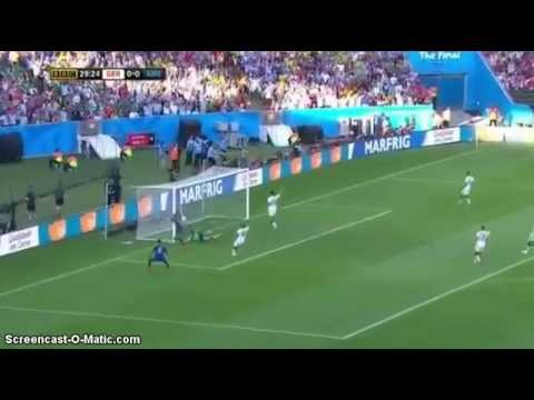 Messi vs Germany- WC Final 2014 (13/07/14)