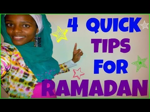 ★ 31 ★ 4 Quick Ramadan Tips | Le'von's Corner, Ep. 6 video
