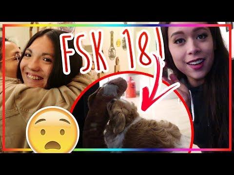 Sarah hat Geburtstag! Hund Bonny macht Liebe vor laufender Kamera! | 14.11.2017 DynamitesLife Vlog