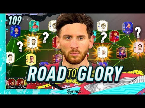 FIFA 20 ROAD TO GLORY #109 - BEST ICON SWAPS?!