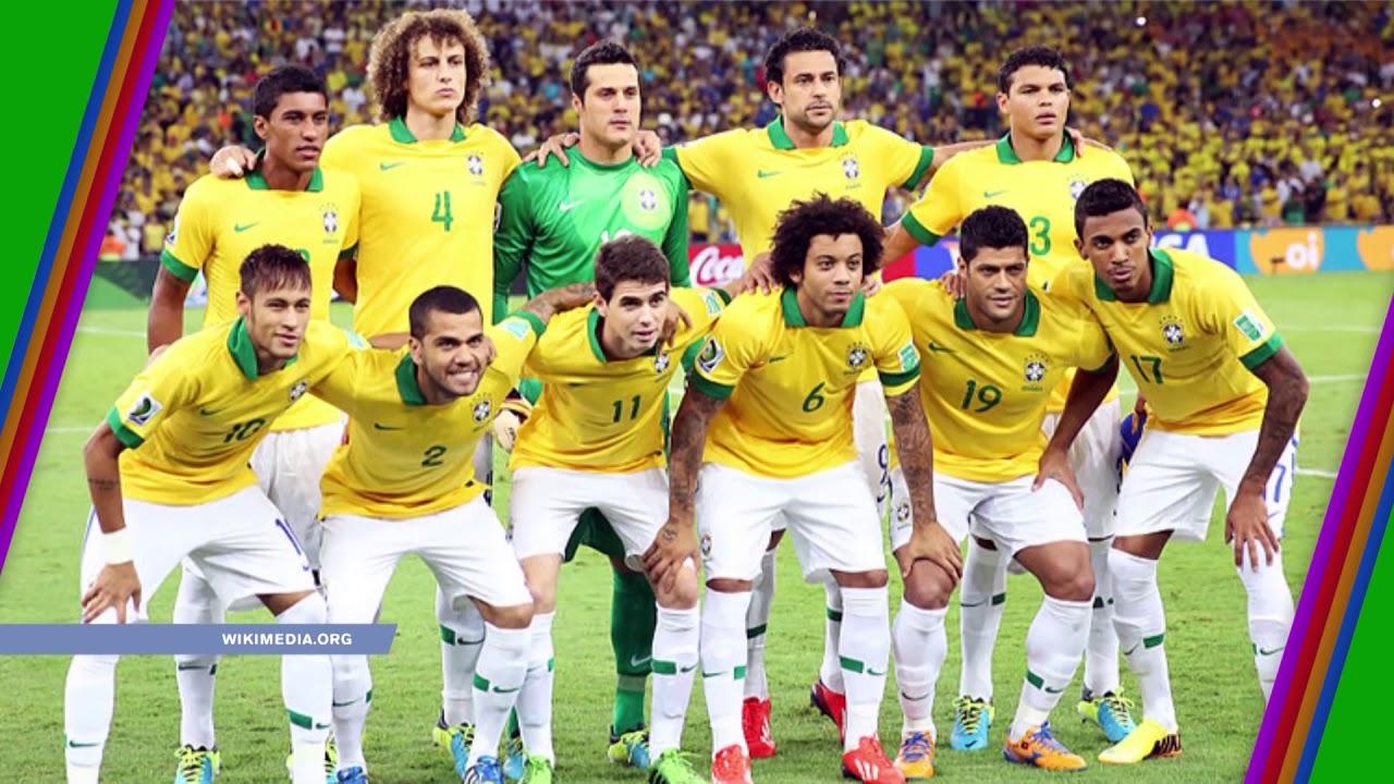 Brazil football team 2014 world cup