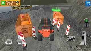Quarry Driver 3: Giant Trucks #4 Android Gameplay
