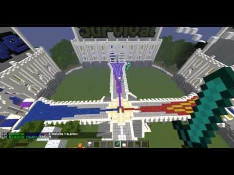 Server Minecraft No premium no Hamachi 24/7 1.6.4 y 1.6.2