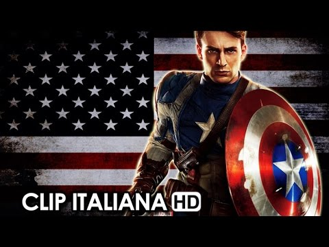 Captain America: The Winter Soldier Clip Ufficiale Italiana 'Scena d'apertura' (2014) HD