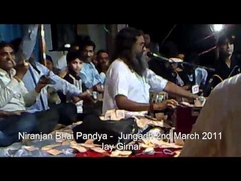 Niranjan Bhai Pandya  -  Junagadh 2.avi