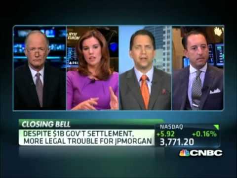 JP Morgan Legal Woes