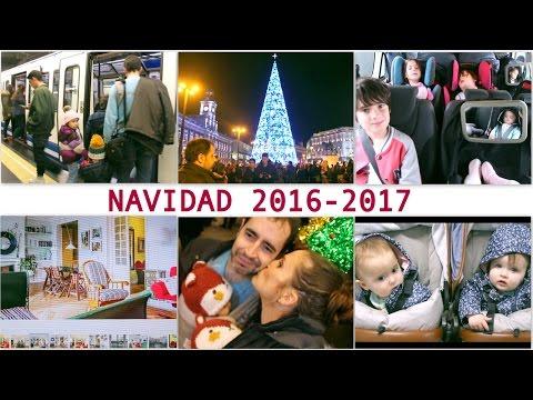 VLOGMAS 3 DICIEMBRE / Elegimos apartamento + Mercado Navidad + Este bebé no duerme / MELLIZAS 10 m