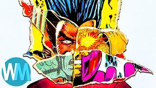 X-Men's Legion: Comic Book Origins