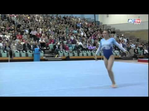 Ruby Harrold - British Team Championships- Floor