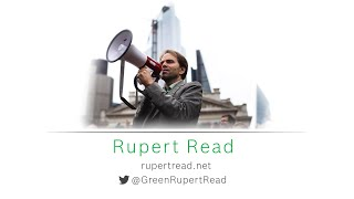 Extinction Rebellion's Rupert Read goes head-to-head with Jacob Rees-Mogg