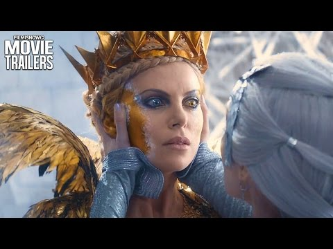 Chris Hemsworth & Charlize Theron star in The Huntsman: Winter's War | New Spot + Trailer [HD]