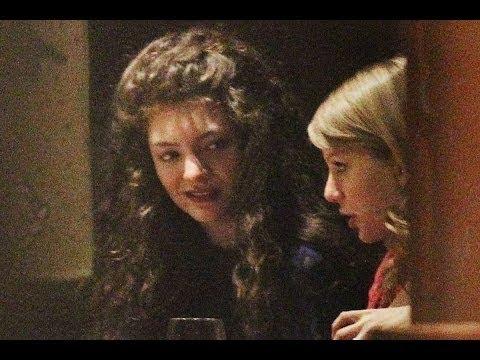 Lorde & Taylor Swift Lesbian Question?!