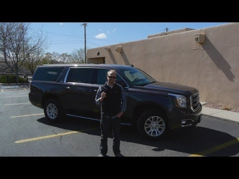 2015 GMC Yukon & Yukon XL SLE: Not for everyone...perfect for some! (Real world review)