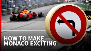 What F1 should do to tackle the problems of Monaco