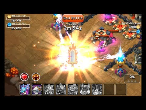 Castle Clash Ares Fervor and Ares Frenzy works on heroes?
