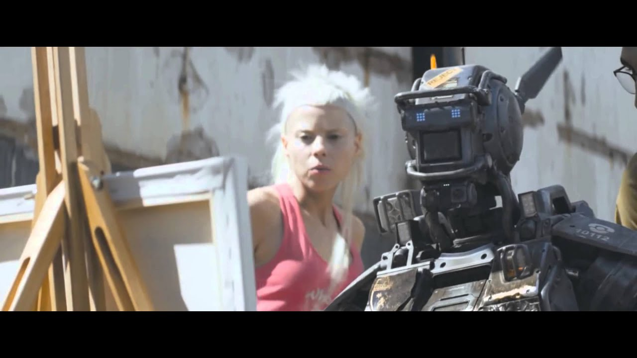 Робот по имени Чаппи (2 15) смотреть онлайн бесплатно