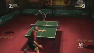 Rockstar Table Tennis - Yes... Table Tennis Round 2