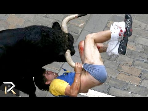 10 Most Controversial Events That Should Be Banned!