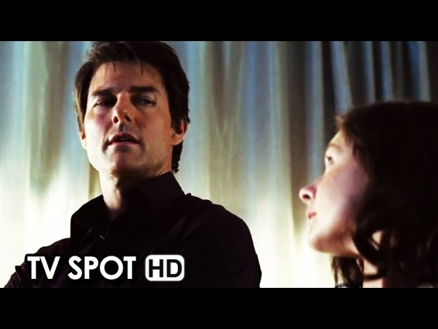 Mission: Impossible Rogue Nation TV Spot 'Superpower' (2015) HD