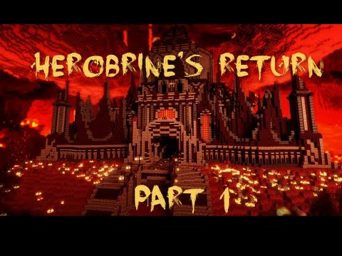 Herobrine's Return Pt. 1 with Kurtjmac