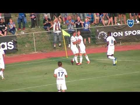 MOL Cup: Uničov - Baník 0:2 (sestřih gólů)