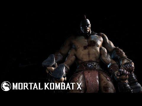 Mortal Kombat X - Goro (Dragon Fangs) - Klassic Tower On Very Hard (No Matches/Rounds Lost)